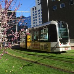 North Sea Round Town tram