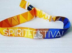 Spirit Festival polsbandje