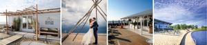 Beach stijl trouwlocaties via weddingplanner As You Desire