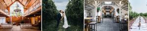 Landelijke stijl trouwlocaties via weddingplanner As You Desire