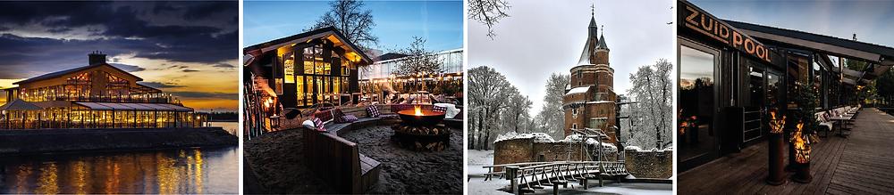 trouwlocaties voor de winter van weddingplanner As You Desire