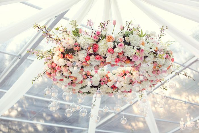 trend 2018 weddingplanner floral centerpieces