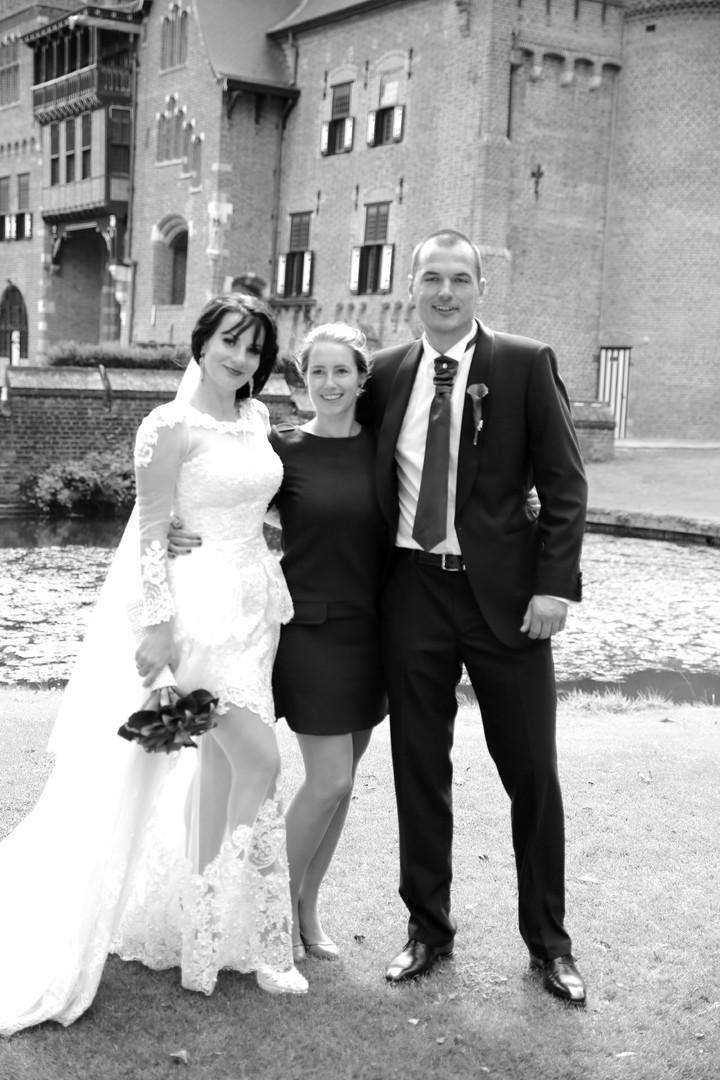 Bruiloft weddingplanner Desire Utrecht