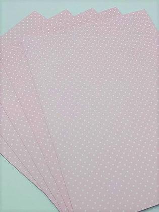 Pink Lemonade Polkadot