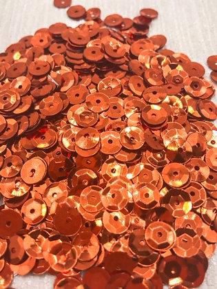 Spiced Pumpkin Sequins