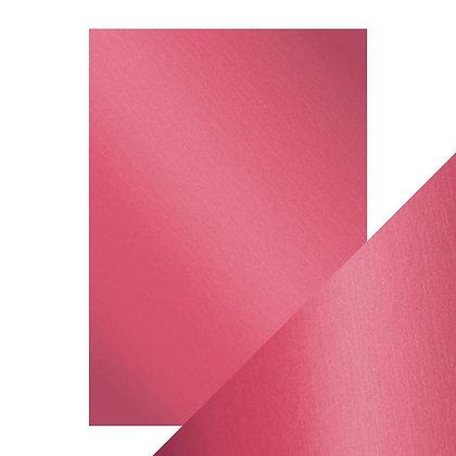 Mirror Card 5 Sheets - Pink Chiffon