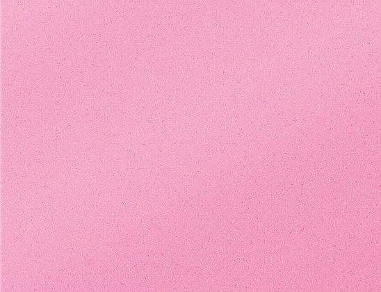 Candy Pink Glitter Card