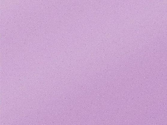 Lilac Glitter Card