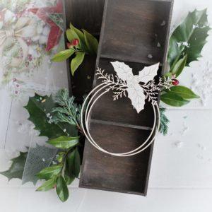 Christmas Collection - Wreath Holly Leaf