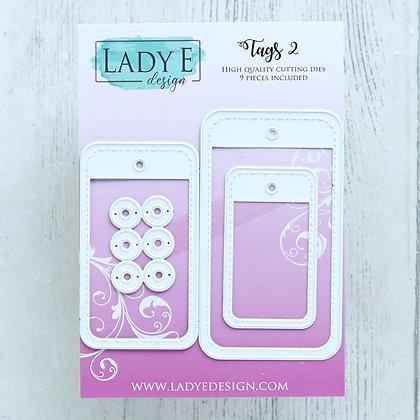 Lady E Design - Tags 2