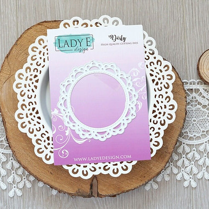 Lady E Designs - Doily