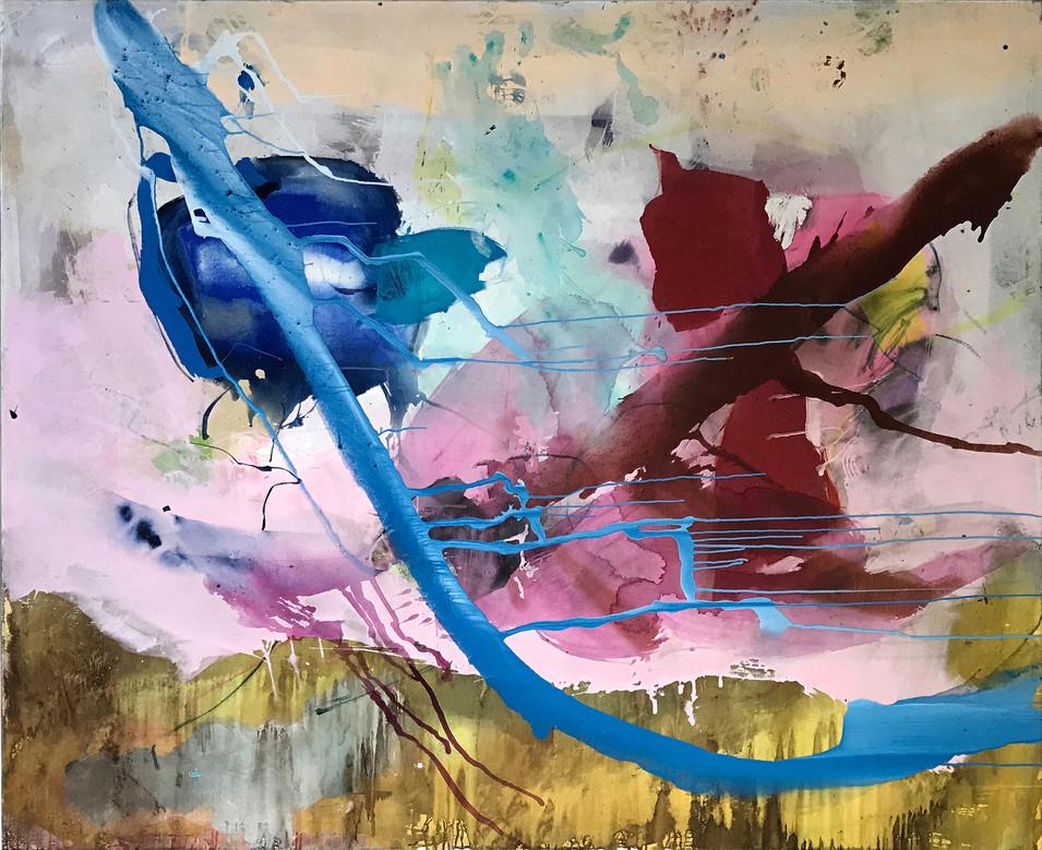 Solaris, 2017/18, 210 x 250 cm
