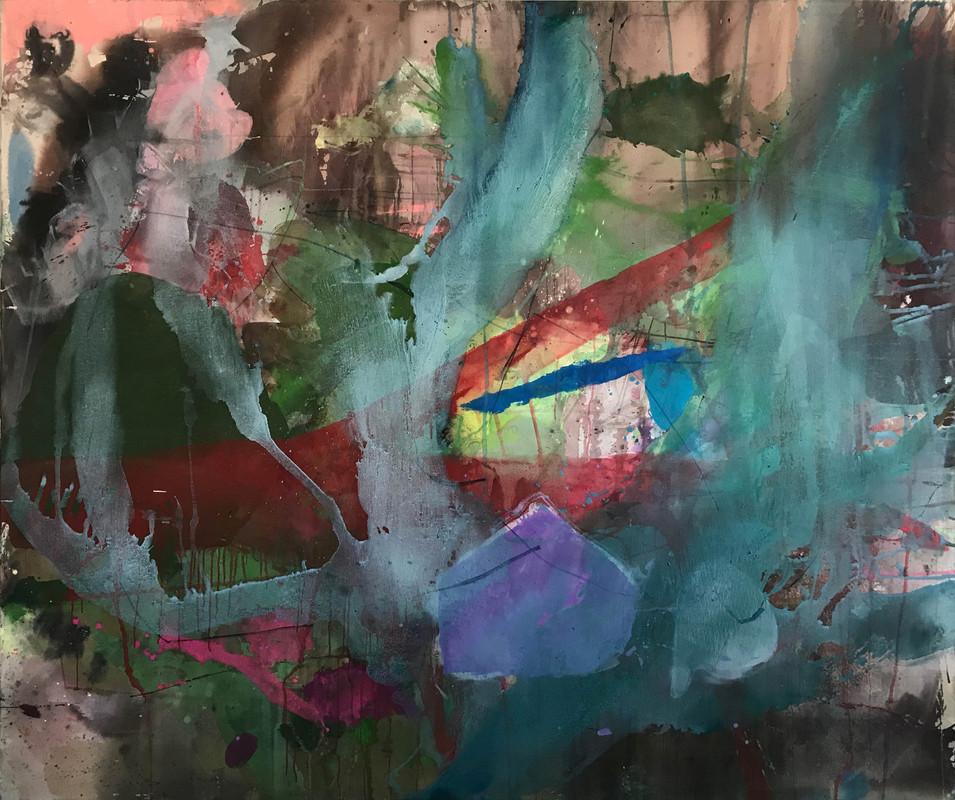 Bobo, 2018, 210 x 250 cm