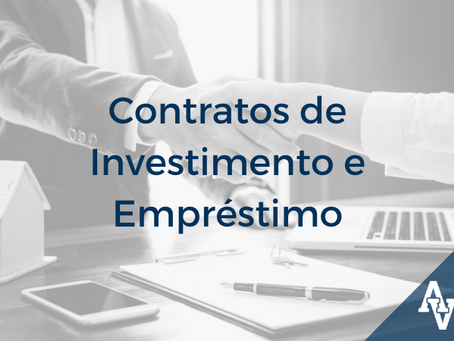 Contratos de Investimento e Empréstimo