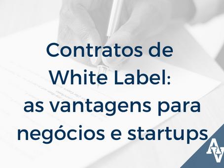 Contratos de White Label: as vantagens para negócios e startups