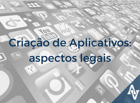 Criação de Aplicativos: aspectos legais