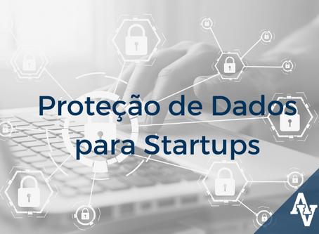 Proteção de Dados para Startups