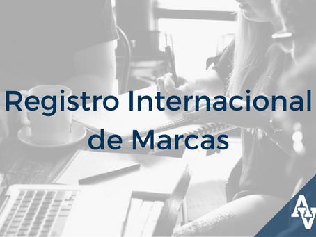 Registro Internacional de Marcas