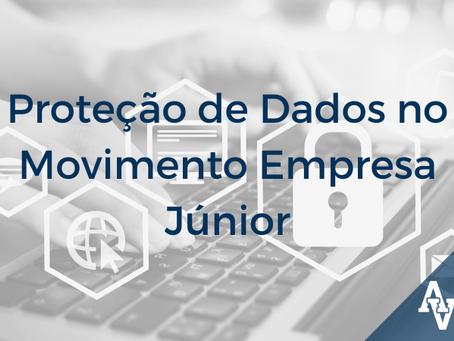 A proteção de dados no Movimento Empresa Júnior