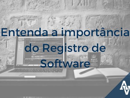 Entenda a importância do Registro de Software