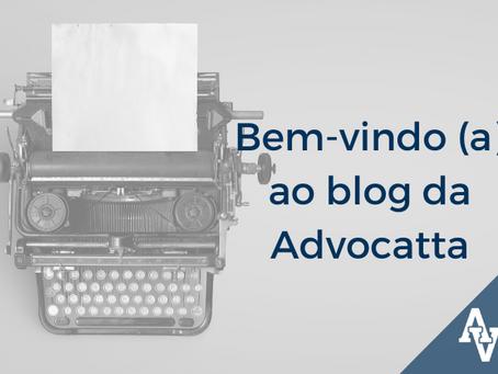 Bem-vindo(a) ao Blog da Advocatta