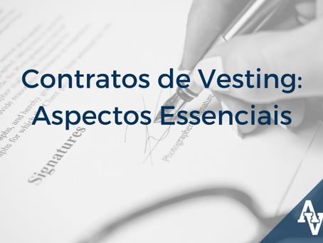 Contratos de Vesting: Aspectos Essenciais