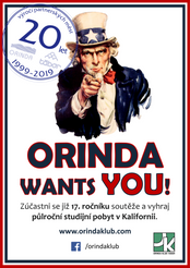 Orinda Wants You 2019 je konečně tady!