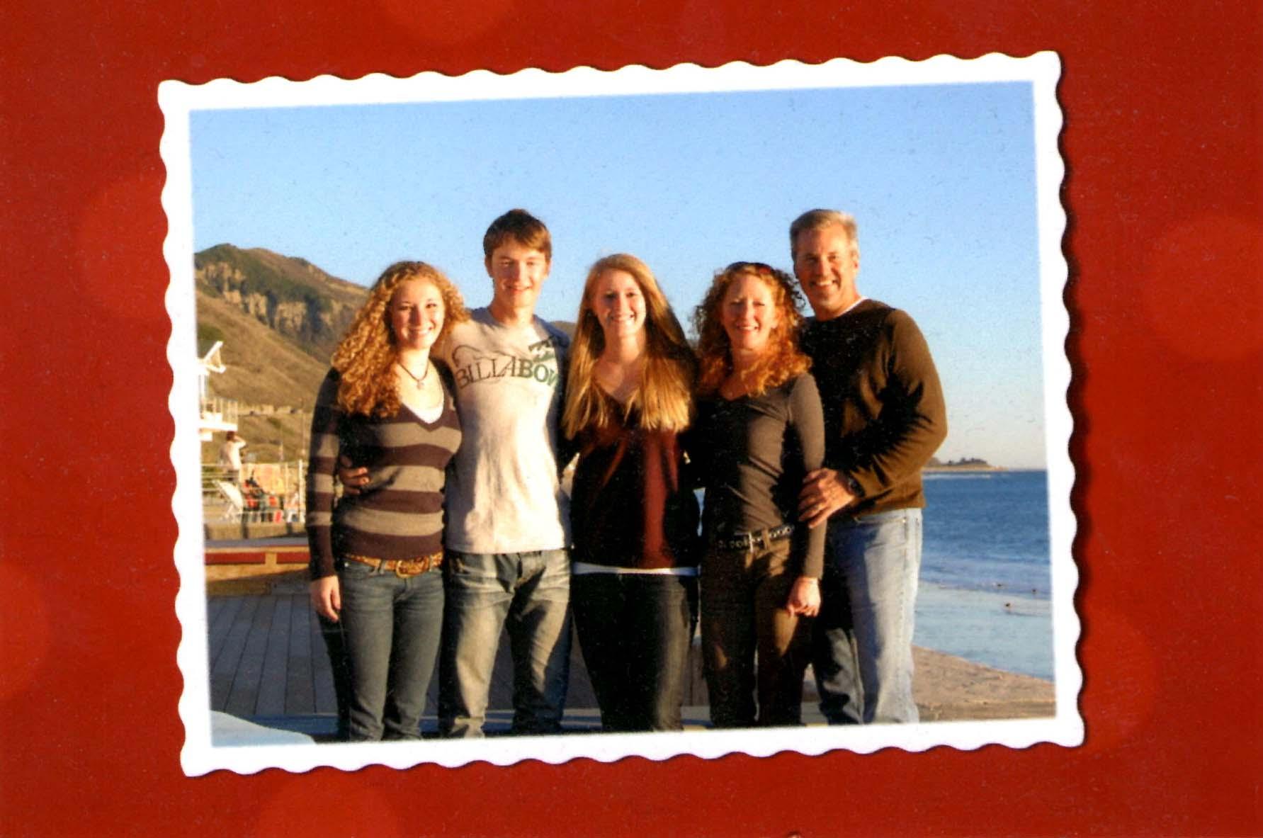 S mojí host rodinou