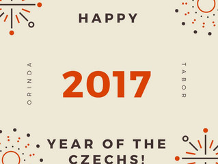 2017 - Year of the Czechs!