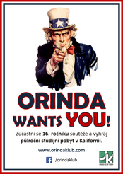Orinda Wants You 2018!