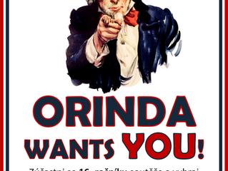 Orinda Wants You 2018!
