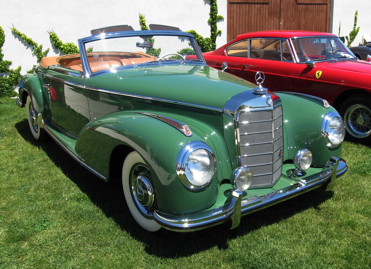 1953 Mercedes-Benz 300S