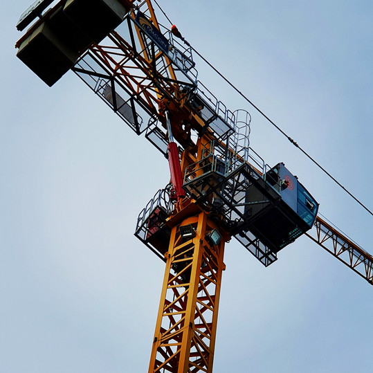 Crane | Kingston Upon Thames