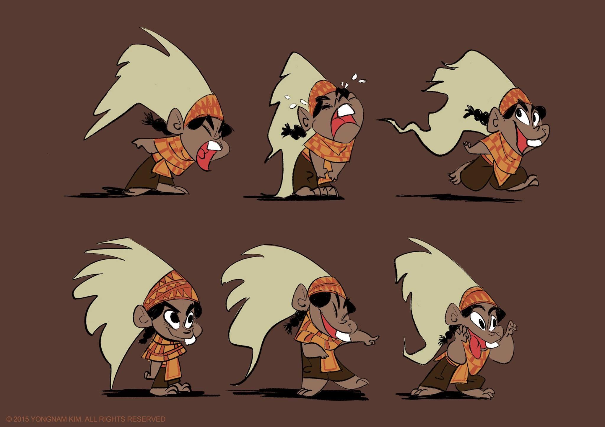 indian bob