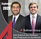 Top Producers-September 2020