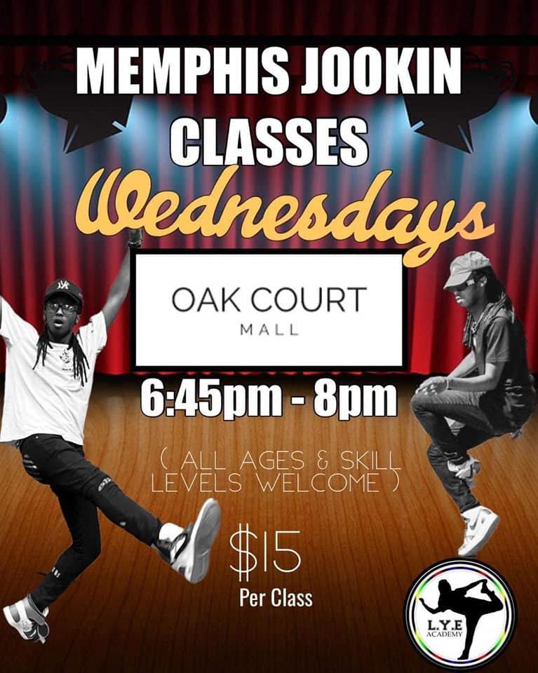 Memphis  Jookin OAK COURT MALL