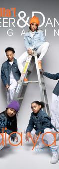 LYE for Cheer & Dance Magazine