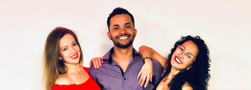 Rachel, Wesley & Bruna
