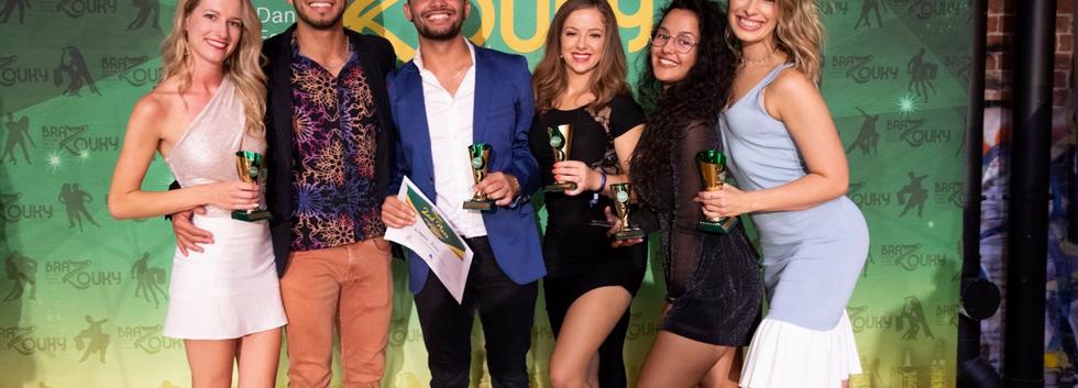 Awards night at Brazouky Festival