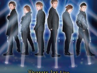 2018年7月16日 10carats 1st LIVE「KI・ZU・NA」-Fabulous Revue Boys-