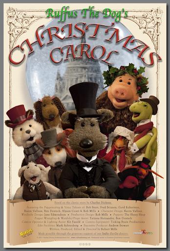 Rufus the Dog's Christmas Carol