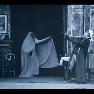 Scrooge or Marley's Ghost