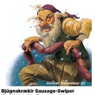 Sausage Swiper