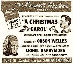 A Christmas Carol 1939 Radio Play