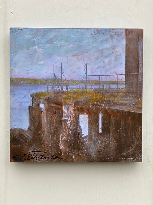 Sea Coast Can Co. by Elizabeth Ostrander
