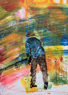 """""""I colori di Eastport, il Pescatore, #3 by Vittoria Chierici"""""""