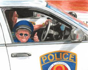 """Thumbs Up"" by Dan Butler"