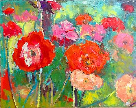 Alice Chen: Poppy Colors