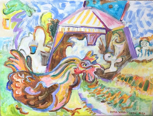Diana Young: The New Haven Chicken