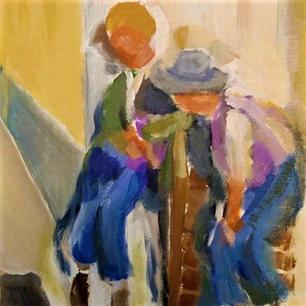 """""""Around the Corner"""" by Dennis  Schaefer"""